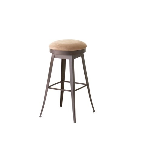 Amisco Grace Backless Stool Dinettes Unlimited
