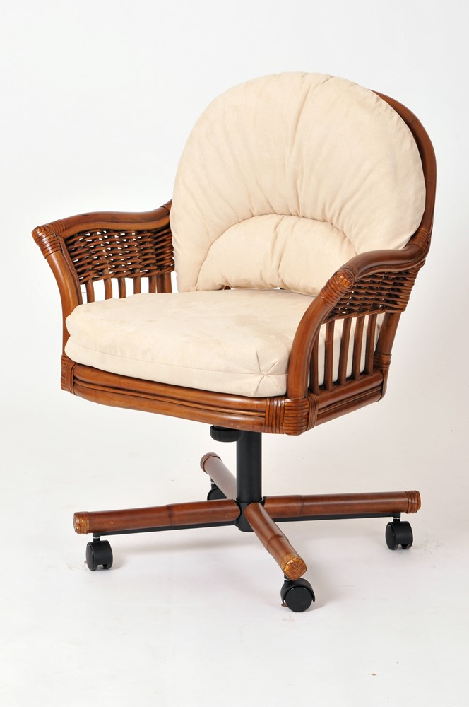 We have the largest selection of caster chairs in florida for Small casual dining sets