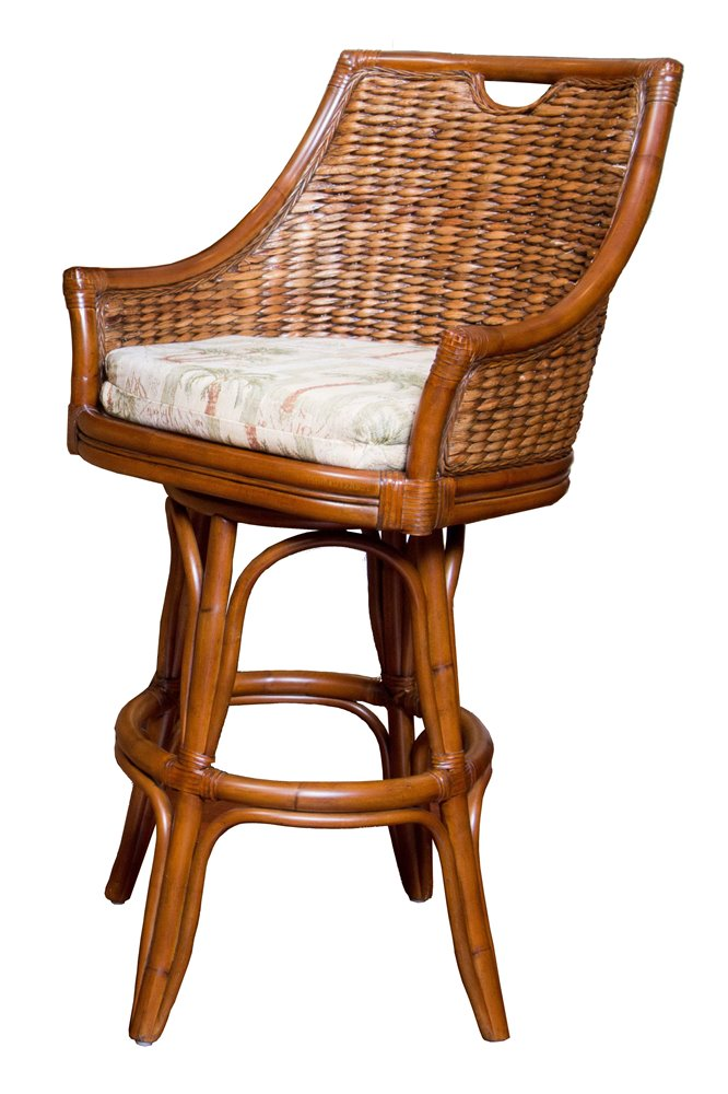A Amp S Havana Swivel Stool Dinettes Unlimited