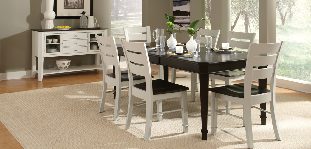 7pc C 29b Chair With Wood Table T6040 Xbt Dinettes Unlimited