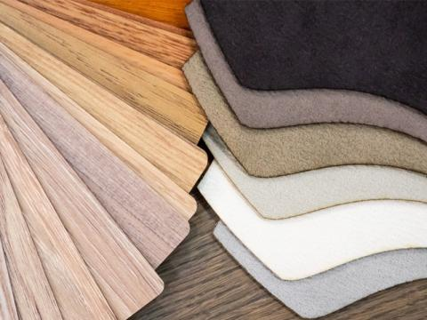 Picture of custom fabrics and finishes