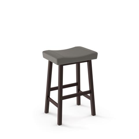 Miller Backless Non Swivel Stool