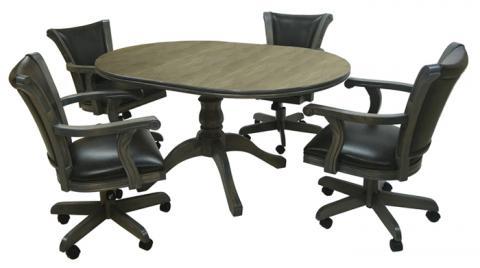 Caribean Chair Wood table