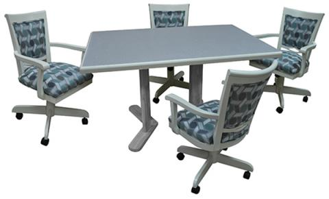 Grey Caster Chairs