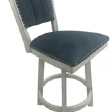 Florence Swivel Stool w/ Vivian base