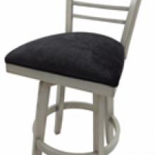 Napoli Swivel Stool w/ Vivian base