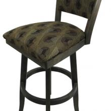 Pompei Swivel Stool w/ Vivian Base
